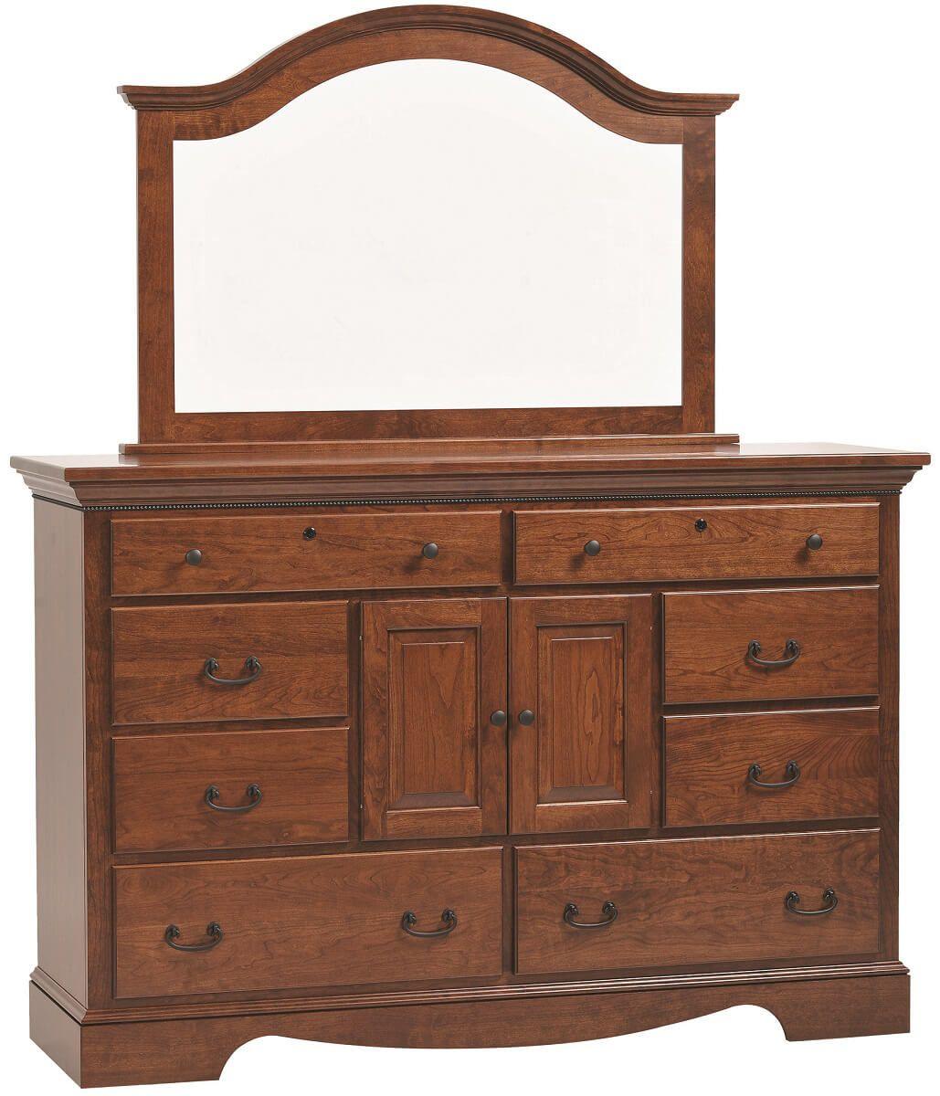 Syrah Mirror Dresser