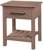 Wesley 1-Drawer Nightstand