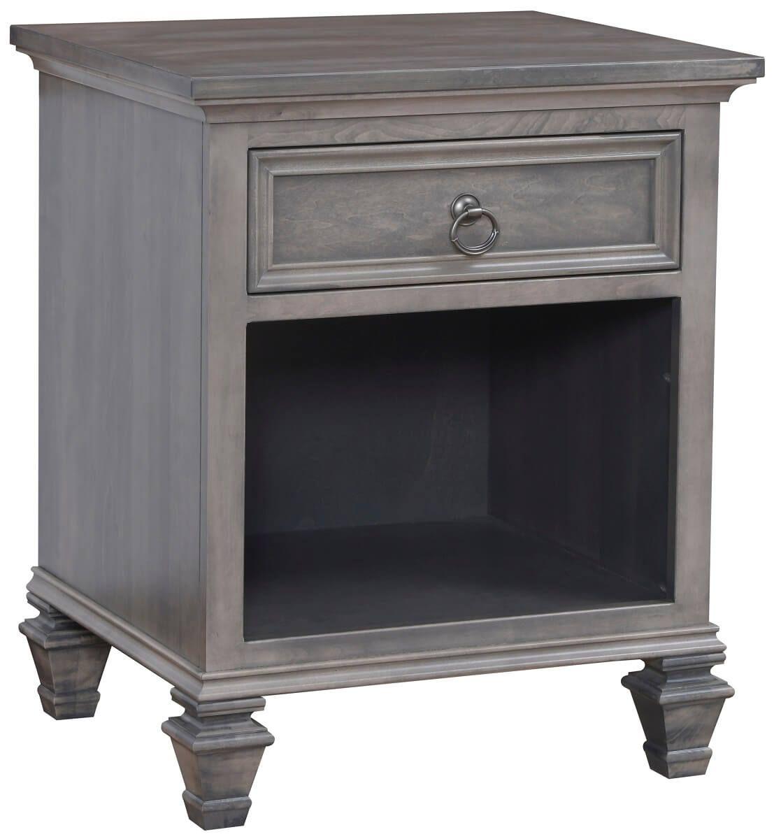 Autryville 1-Drawer Bedside Table