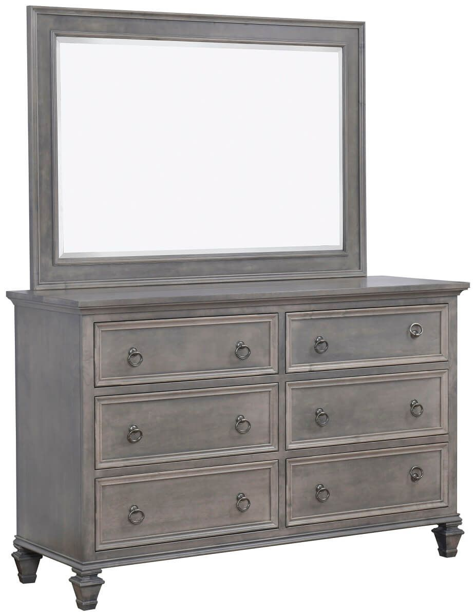 Autryville 6-Drawer Dresser