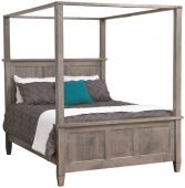 Autryville Canopy Bed