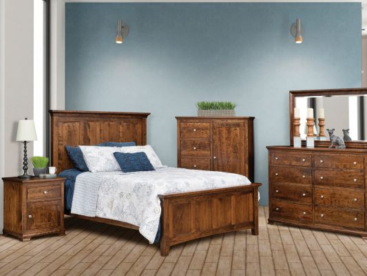 Crete Bedroom Collection