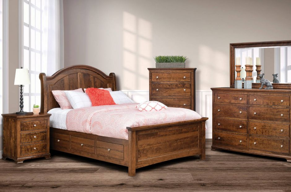 Crete Bedroom Set image 1