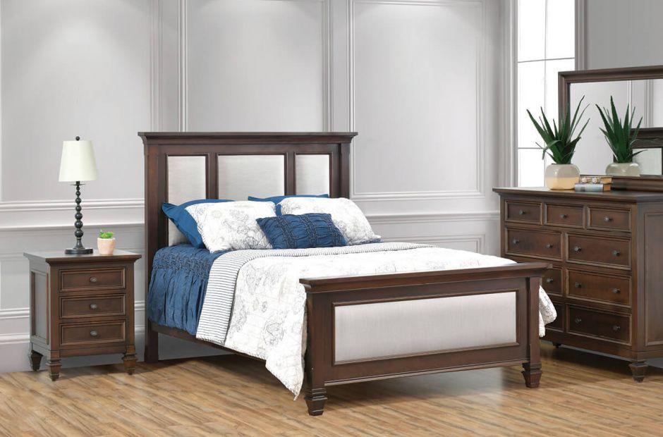 Sarasota Modern Bedroom Furniture Set - Countryside Amish Furniture