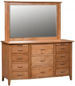Avery Dresser with Mirror
