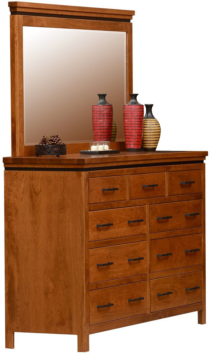 Avondale Tall Mirror Dresser