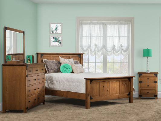 Byron Amish Bedroom Furniture Set