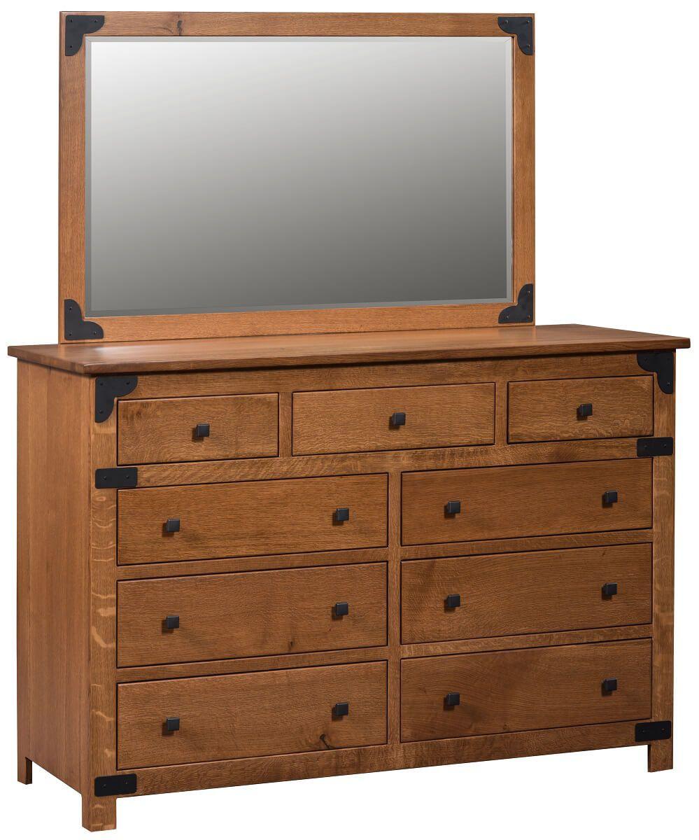 Byron Mirror Dresser