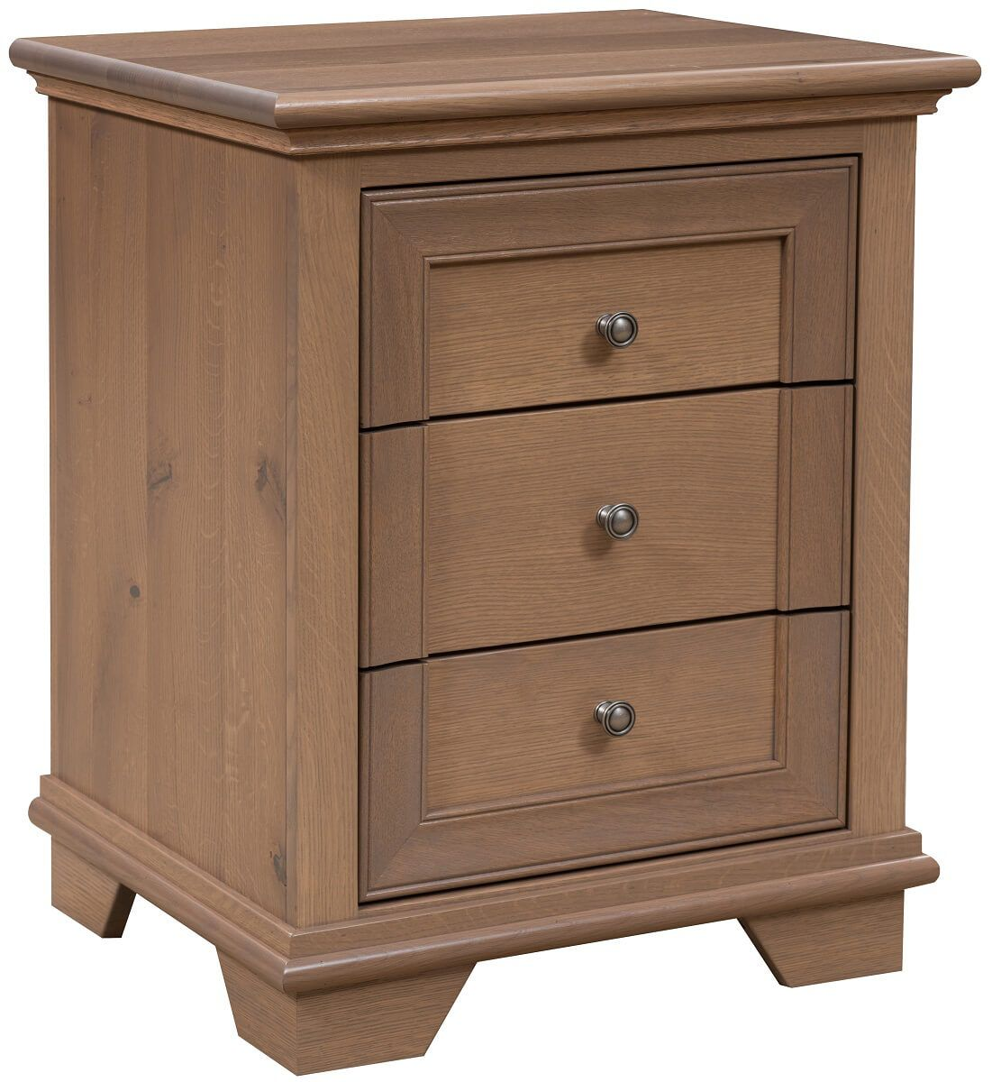 Cape Elizabeth 3-Drawer Nightstand