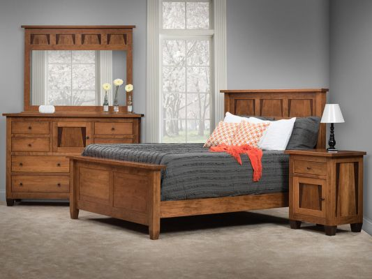 Clear Creek Bedroom Set