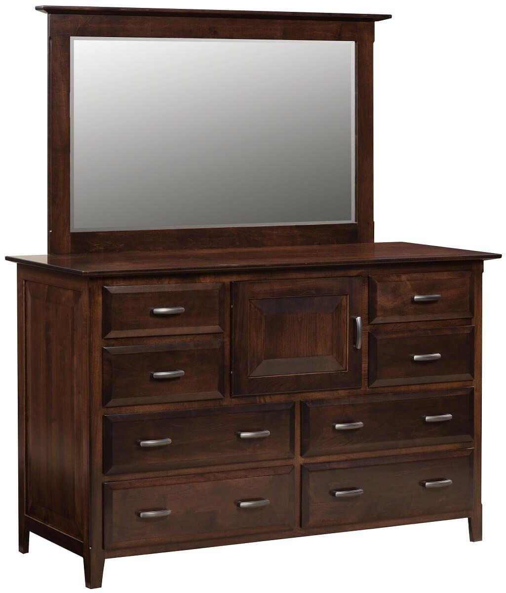Harpswell Mirror Dresser