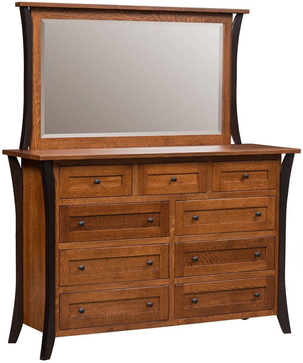 Loudoun Dresser with Mirror