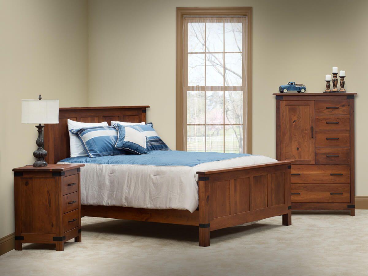 Meridian Bedroom Set