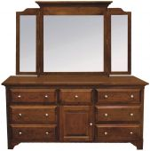 Montgomery Dresser with Mirror