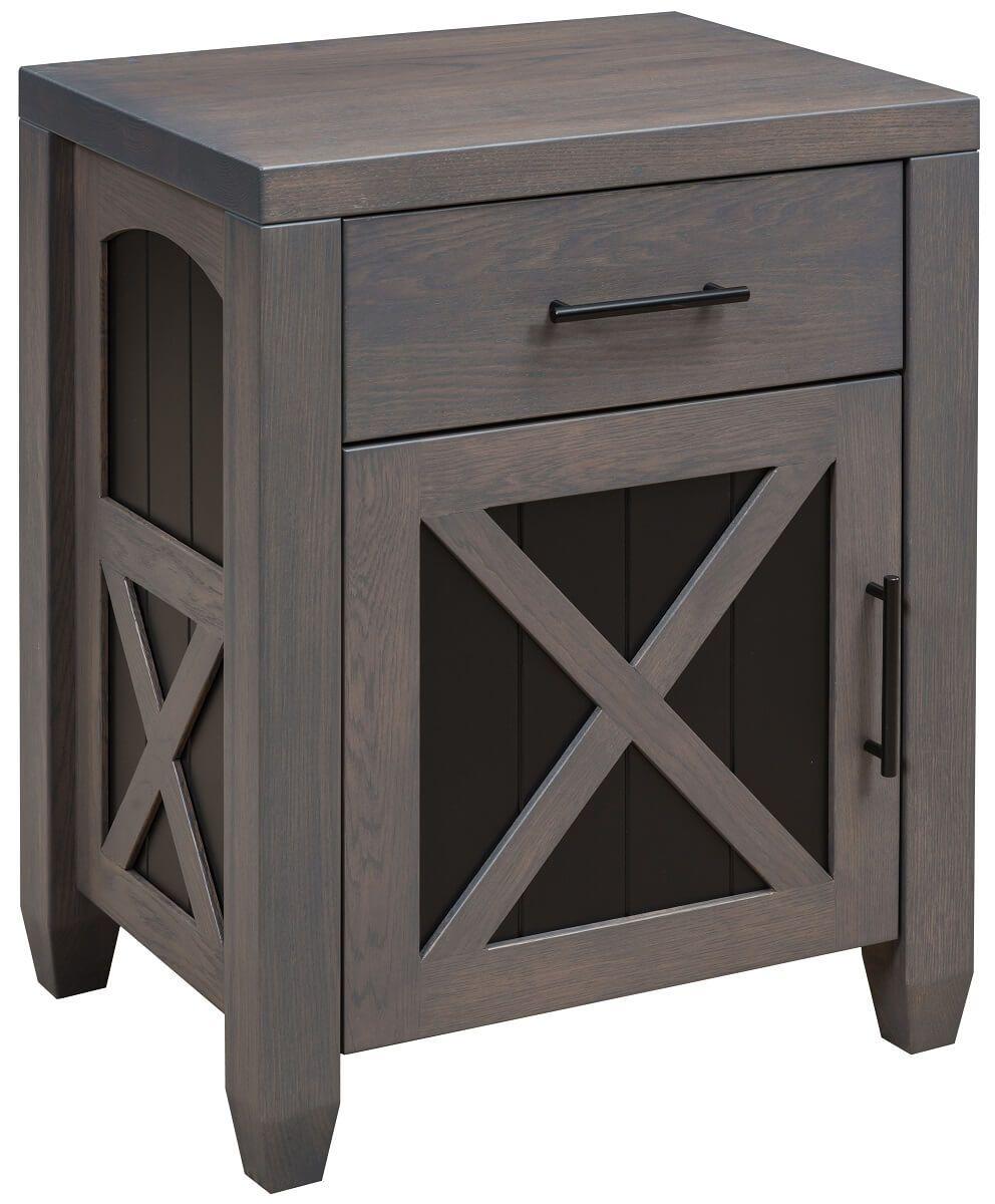 Napa Solid Wood Nightstand