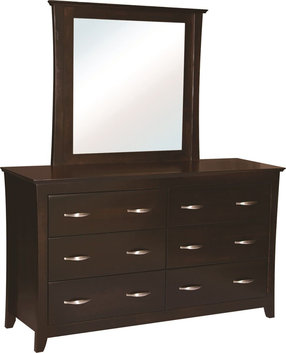 Northport Dresser with Mirror