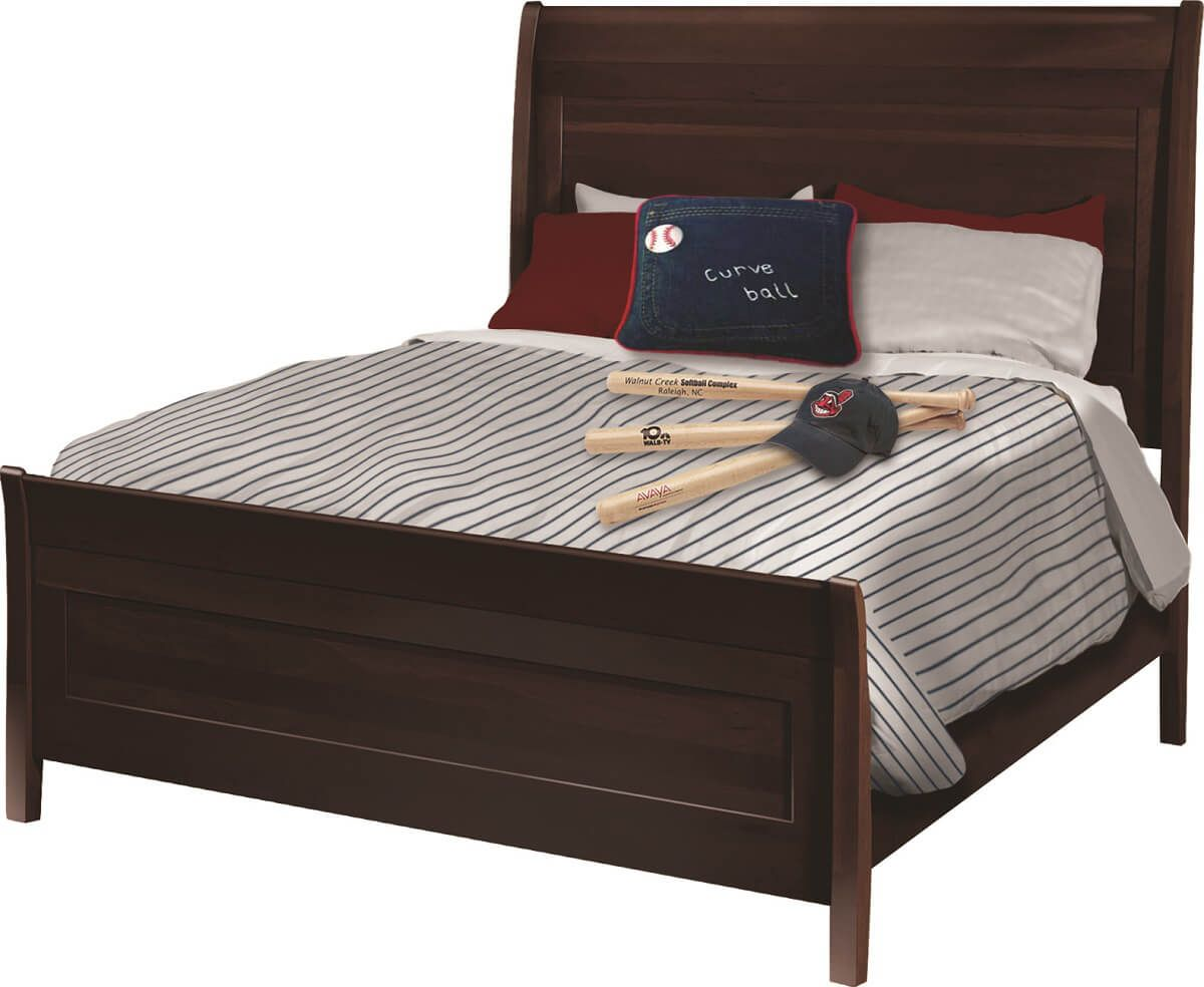Northport Sleigh Bed