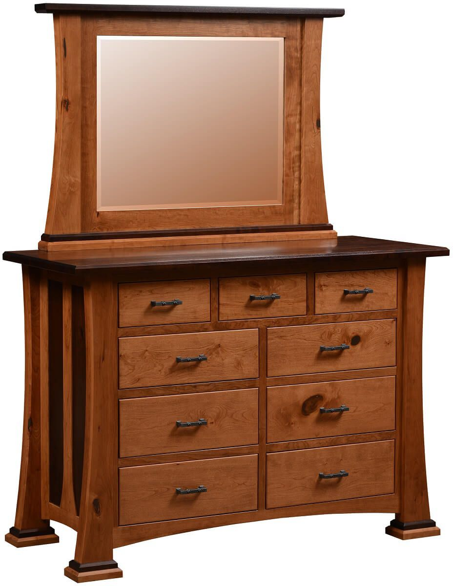Ottawa Dresser with Mirror