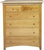 Sugar Creek 6-Drawer Chest