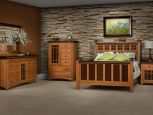 Sugar Creek Amish Bedroom Set