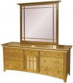 Sugar Creek Mirror Dresser