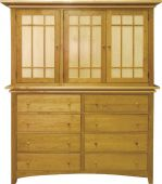 Sugar Creek Wardrobe Armoire