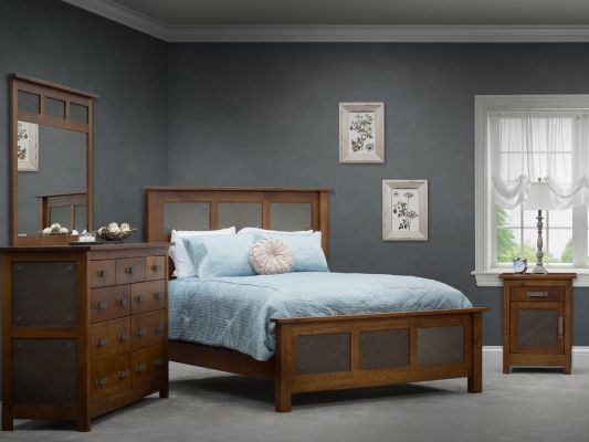 Summit Bedroom Set