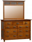 Summit Dresser with Mirror