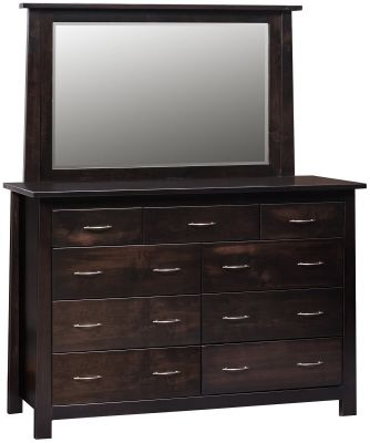 Warren Mirror Dresser