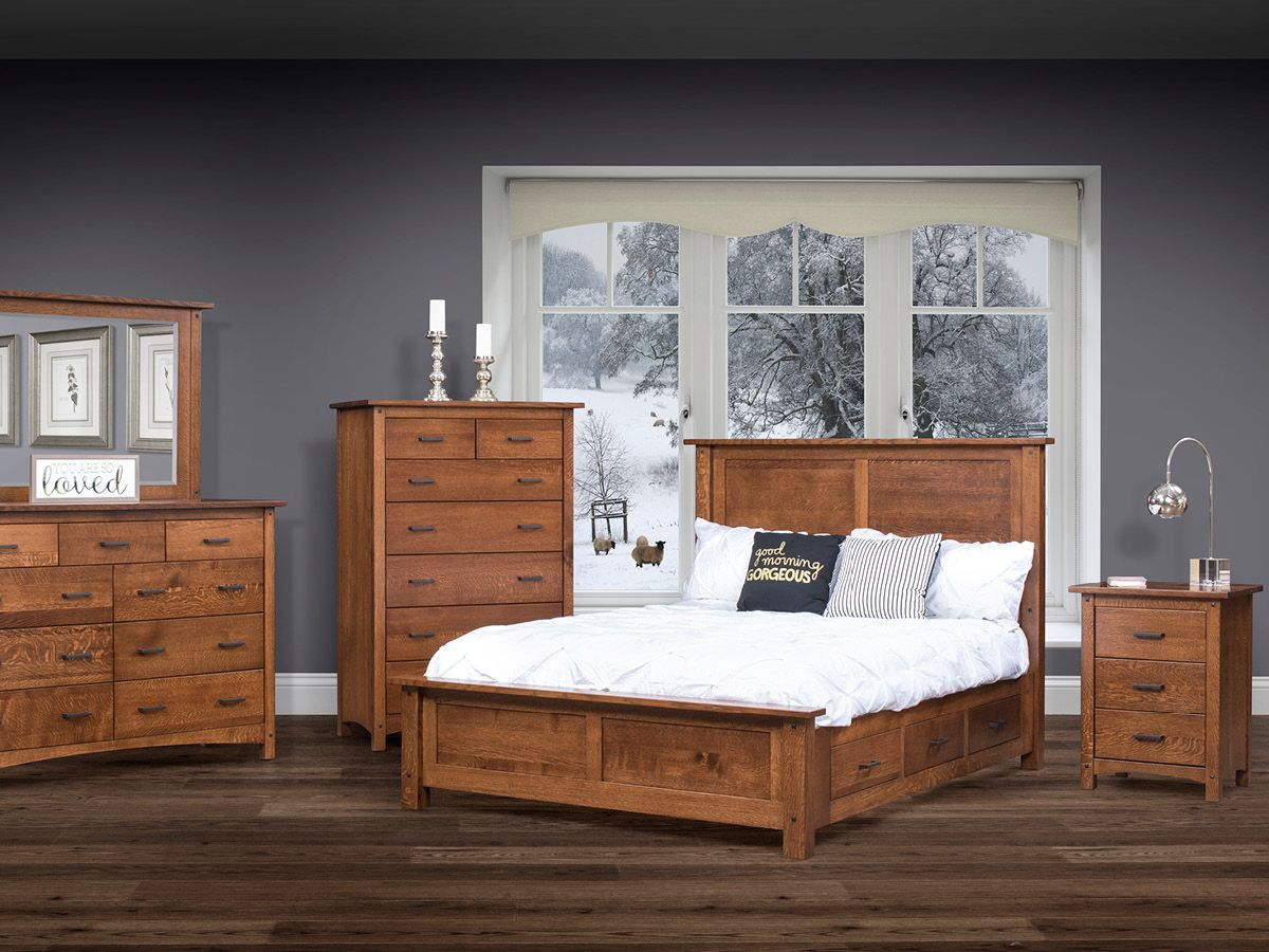 Alameda Bedroom Set