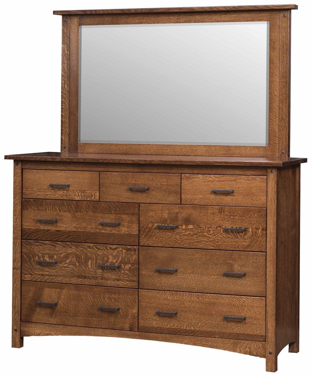 Alameda Mirror Dresser