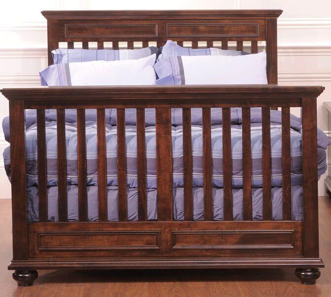 Caroline full bed conversion