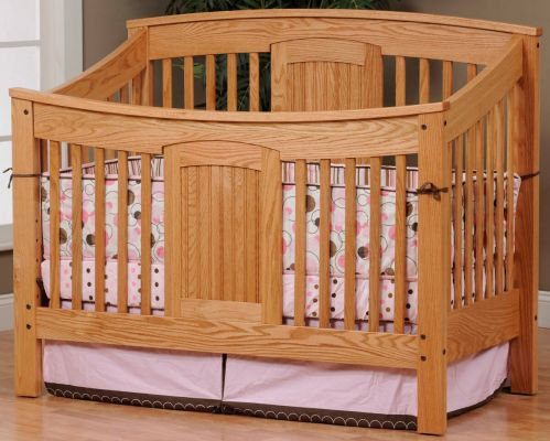 Safe Minded Parents Want Only the Best Crib for Baby