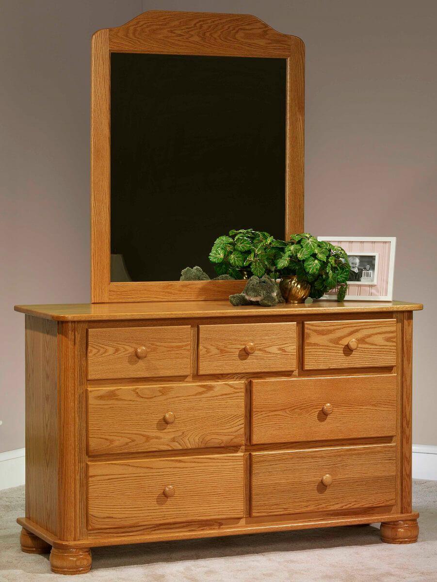 Denbigh Dresser with optional mirror