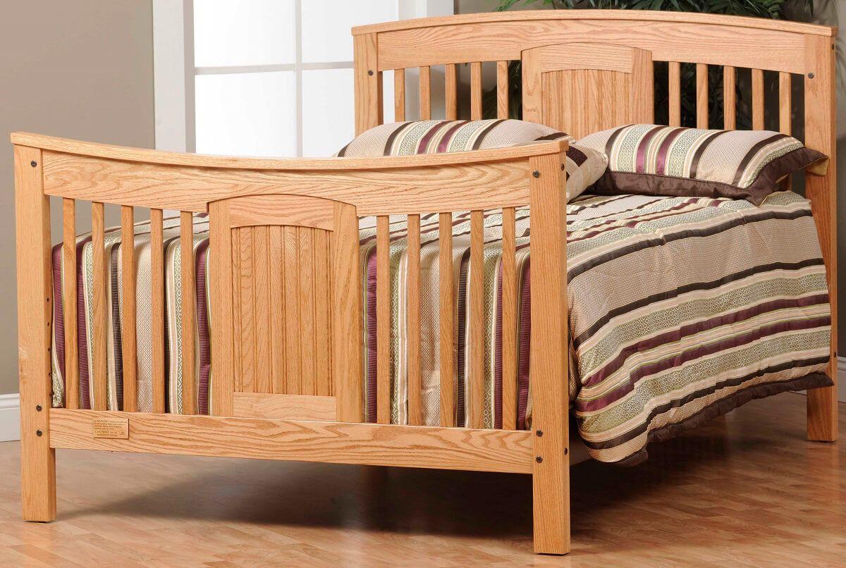 Denbigh full size bed conversion