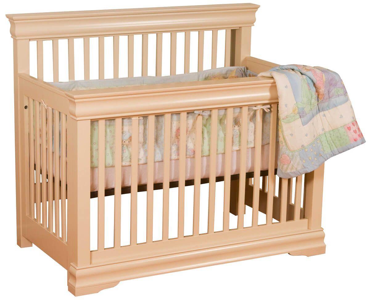 French Style Crib