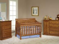 Baby Nursery Furniture Sets Countryside Amish Furniture