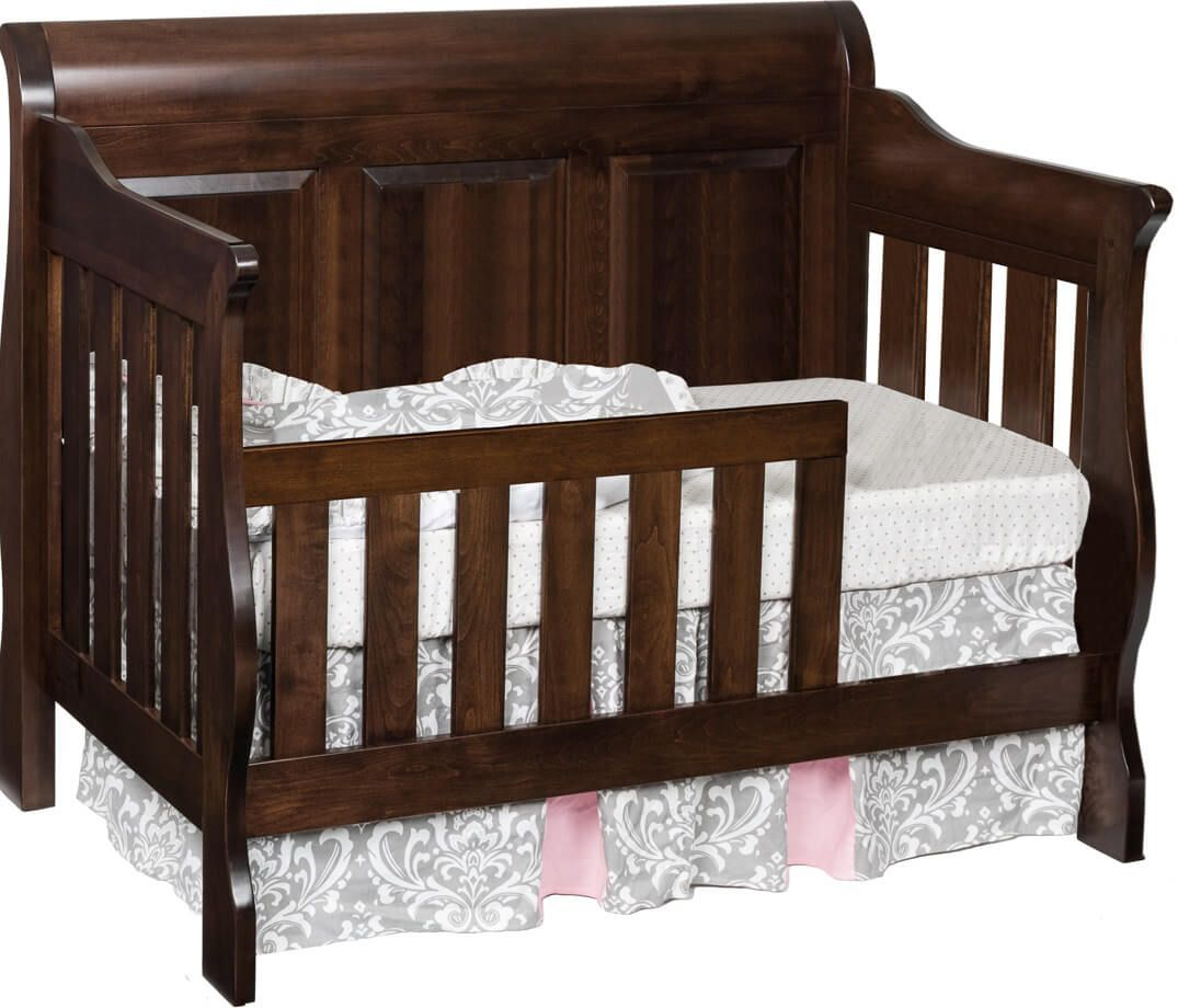 Geneva Panel Daybed with safety rail