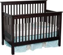 Peaceful Dreams Baby Crib