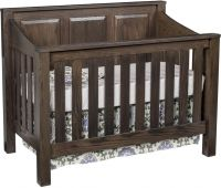 Peaceful Dreams Panel Crib