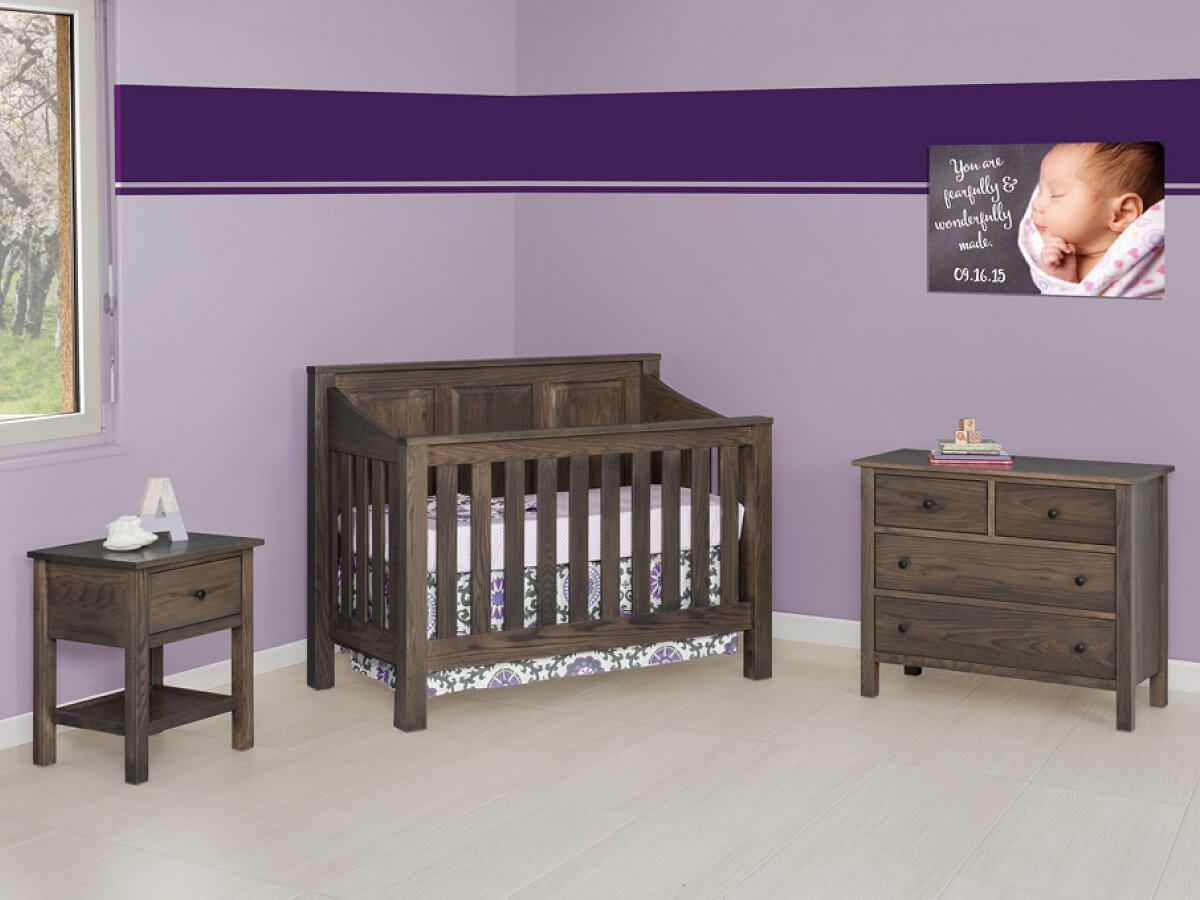 Peaceful Dreams Panel Nursery Set
