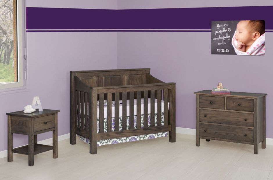 Peaceful Dreams Nursery Set image 1