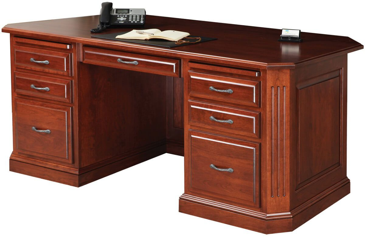 Cavalier Executive Desk