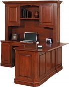 Cavalier L-Shaped Desk
