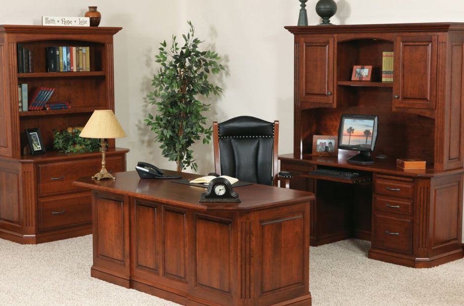Cavalier Executive Office Set image 2