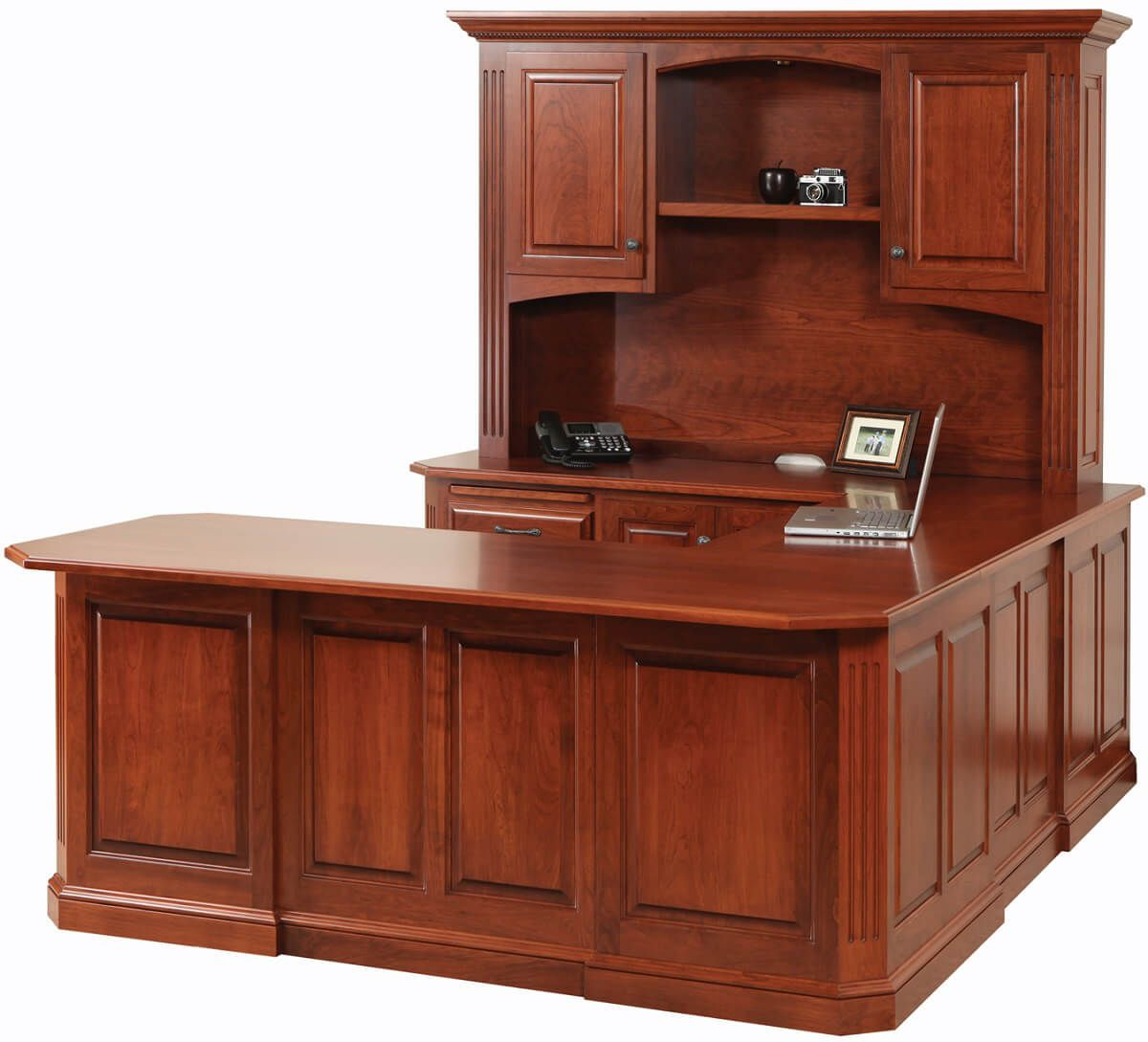 Cavalier U-Shaped Desk