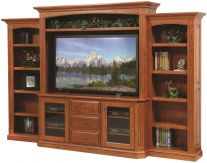 Cavalier Wall Entertainment Center