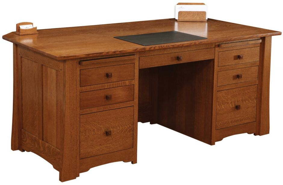 jamestown craftsman office furniture set