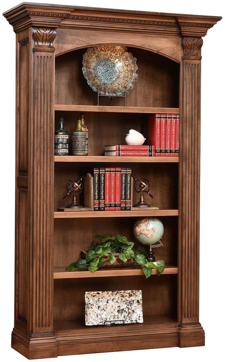Fairbanks Executive Bookcase