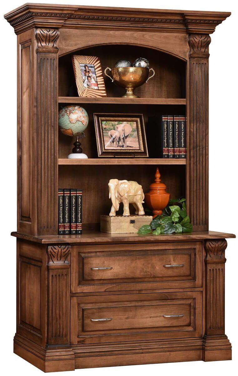 Fairbanks File Cabinet Bookcase